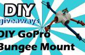 Mont de bricolage GoPro Bungee