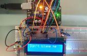 Arduino Excuse Generator