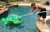 PVC piscine outil (crochet de berger bricolage)