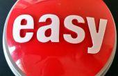 La dernière version de Staples « Easy » bouton de piratage et de construire un outil de relance de l'activité physique simple