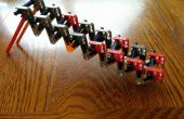 Escaliers d'element k ' NEX ball machine