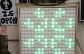Matrice de 16 x 16 LED