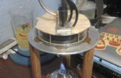 Stirling moteur plaque chauffante, repousser les limites sur un moteur de Stirling LTD pas cher