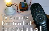 Contrôler vos appareils électroménagers avec télécommande de la TV!!