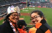 SF Giants 2014 WS Crown