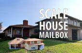Boîte aux lettres de la maison balance