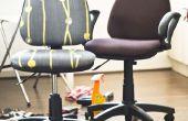 Donnez ces vieilles chaises Bureau nouvelle vie !