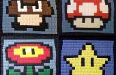Coudre les sacs de Pixel Art