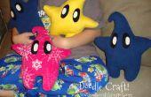 Mario Brother inspiré LUMA oreillers !  Cadeau facile pour les enfants à donner !
