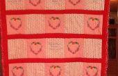 Valentines Lap Quilt