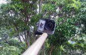 DIY : Comment transformer un balai en une GOPRO SELFIE POLE