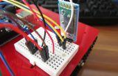 Mon quatrième projet : Smart châssis de char avec Bluetooth