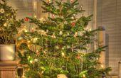 Prendre une Image HDR agréable de votre arbre de Noël