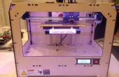 100 % exempt de distorsion MakerBot impression 3D