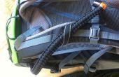 Boisson de paracord vessie Tube couvercle