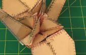 Comment [plier] une grue d'origami en bois