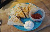 Rapide, facile et délicieux, Quesadillas