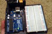 Tout en une seule plaque de prototypage pour Arduino Uno