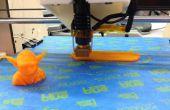 Construction d'une imprimante 3D de Prusa i3