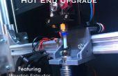 Imprimante 3D extrudeuse/chaud fin de mise à niveau