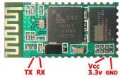 Pas cher 2-Way Bluetooth connexion entre Arduino et PC