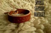 Bracelet cuir simple