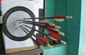 DIY cible de tir à l'arc - A4 occasion taille papiers