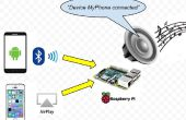 Combo de Pi Bluetooth + Airplay Audio récepteur framboise