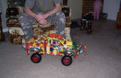 Mon camion de Knex w / Add-on pack n° 2.