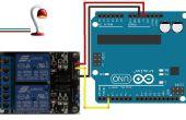 Relais à distance Plug-And-Play (framboise et Arduino et lecture des capteurs)