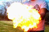 Faire un bac à cendres qui explose - blague poisson d'avril