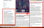 Wikia/MediaWiki : Mettre le « coin de la communauté » sur la page d'accueil du wiki