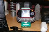 Gratuit bricolage Zune, iPod, iPhone, PDA, téléphone cellulaire ou gadget titulaire/dock/socle