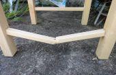 Réparer une chaise cassée sonnée