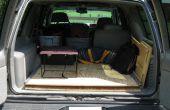 Cargo zone plateforme curseur pour SUV, camion, Break