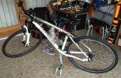 Support de plug-in de vélo pour pédales Xpedo (Face Off)