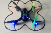 SIMPLE QUADCOPTER (HUBSAN X4)