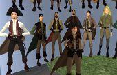 Faire une découpe dans Second Life