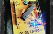 BRICOLAGE!! Arduino génial!!!. νm;Xolcano.com