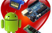 Aurduino + Android + Bluetooth = compteur coquine / Nice - partie 1 de 2