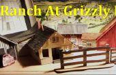Un Diorama : le Ranch à Grizzly Flats