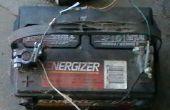 Utilisations pour les Batteries d'automobiles mortes et Batteries au plomb étanches