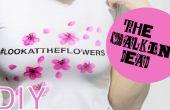 Le Walking dead inspiré T-Shirt DIY