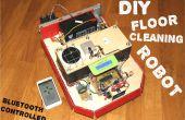 CleanBOT - votre bricolage plancher nettoyage robot