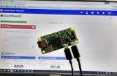 Raspberry Pi Zero + serveur Repetier