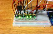Arduino-Powered binaire thermomètre