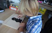 Portable en bois pour enfants