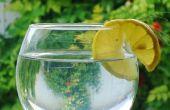 Comment rendre plus sain goûter l'eau du robinet