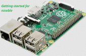 Raspberry PI-mise en route pour débutant