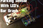 Arduino - capteur à ultrasons avec LED et buzzer